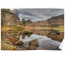Blea Tarn,English Lake District Poster