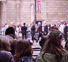 The Royal Wedding by meadythebrave