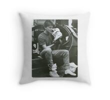 Marty Mcfly Back to the future Throw Pillow