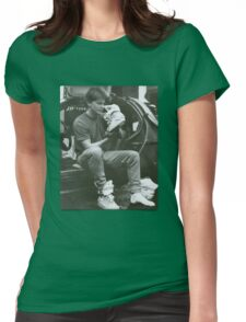 Marty Mcfly Back to the future Womens Fitted T-Shirt
