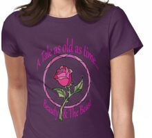 as old as time Womens Fitted T-Shirt