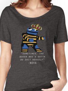 Nova Queen Bee Women's Relaxed Fit T-Shirt