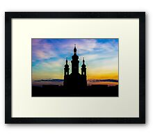 Transfiguration 2 Framed Print