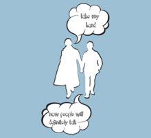 Sherlock - Take My hand by SallyDiamonds