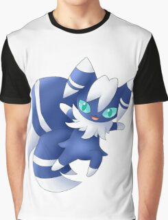 Meowstic Graphic T-Shirt