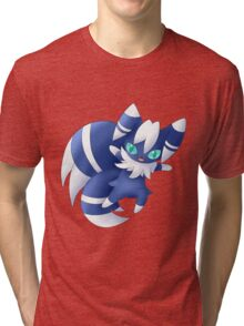Meowstic Tri-blend T-Shirt