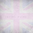 pastel rules by Nicola  Pearson