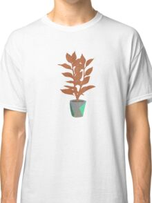 Houseplant With a Cool Pot Classic T-Shirt