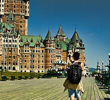 Tourist by Richard Fortier