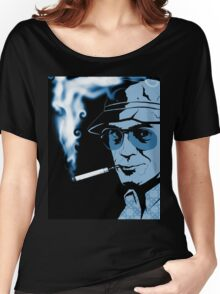 Hunter S Thompson Gonzo Women's Relaxed Fit T-Shirt