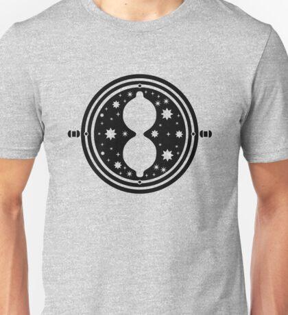 Time-Turner (Black) Unisex T-Shirt