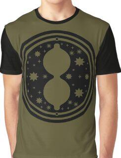 Time-Turner (Black) Graphic T-Shirt