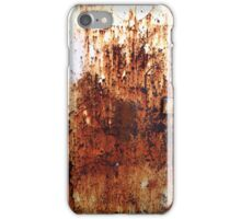 RUSTED iPhone Case/Skin