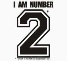 I am number 2 * by glassCurtain