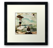 CloudWalkers-One Framed Print