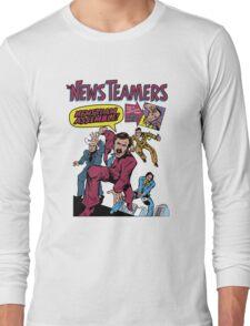 News Team Assemble! Long Sleeve T-Shirt