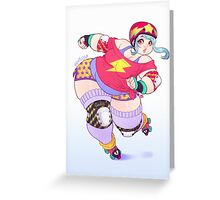 Bomba Greeting Card