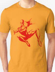 Spiderman Stencil Unisex T-Shirt