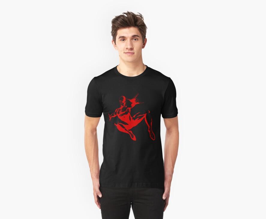 Spiderman Stencil by MrJamma