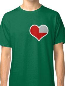 Zelda Heart Piece Classic T-Shirt