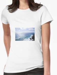 Coast Womens Fitted T-Shirt