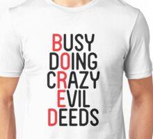 BORED Unisex T-Shirt