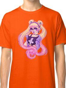 Pastel Goth Usagi (Glasses ON) Classic T-Shirt