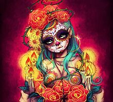 Día de los Muertos by Gunkiss