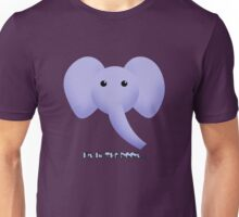 Elephant In The Room Unisex T-Shirt