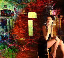 Tailspin  by Nadya Johnson