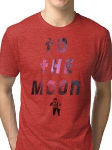 written in the stars Tri-blend T-Shirt