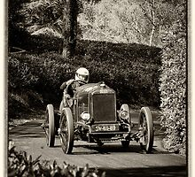 Heroic Vintage Action at Wiscombe Hill Climb by adybubble