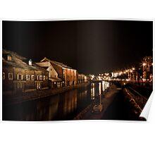 小樽運河, Otaru Unga おたるうんが  Poster