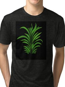 ornament grass Tri-blend T-Shirt