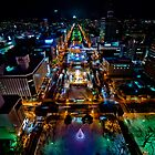 dori Park , Sapporo , Hokkaido by sxhuang818