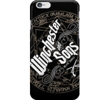 Winchester & Sons (Sigil) iPhone Case/Skin