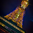 Sapporo TV Tower 9:30 by sxhuang818