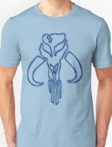 Bounty Hunter Emblem (Alkali Scheme) Unisex T-Shirt