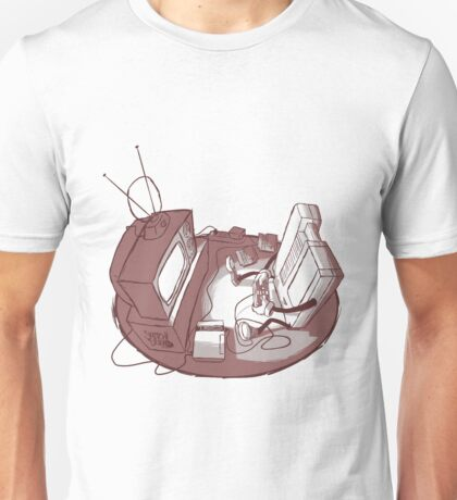 Playin' Ya'self Unisex T-Shirt