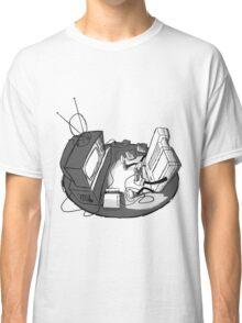 Playin' Ya'self - Black Classic T-Shirt