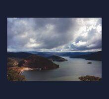 0262 Lake Eildon, Victoria One Piece - Short Sleeve