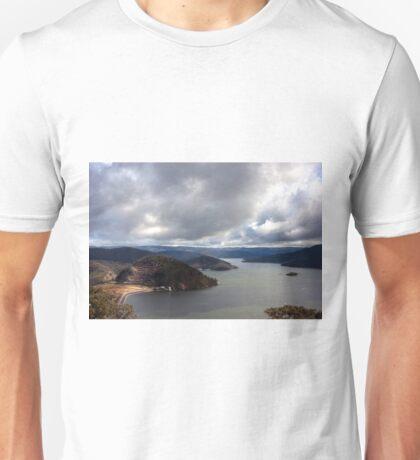 0262 Lake Eildon, Victoria T-Shirt