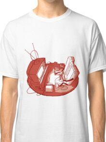 Playin' Ya'self - Red Classic T-Shirt