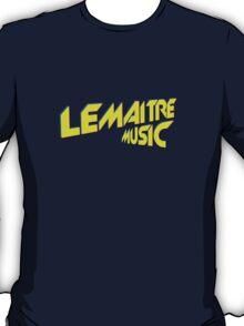 Lemaitre Music T-Shirt