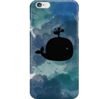 Whale iPhone Case/Skin