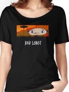 Bad Lobot Women's Relaxed Fit T-Shirt