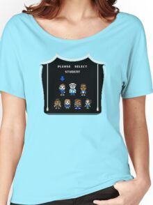 PLEASE SELECT STUDENT Women's Relaxed Fit T-Shirt