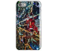 A Peaceful City - Sapporo , Japan ( Without Billboard )  iPhone Case/Skin