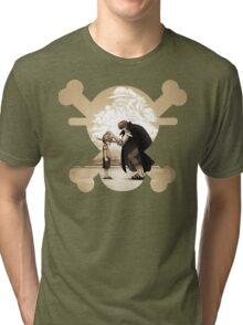 The Will of the D. Tri-blend T-Shirt