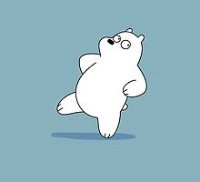 Icebear / We Bare Bears by vladmartin